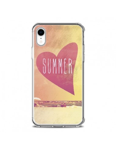 Coque iPhone XR Summer Love Eté -...