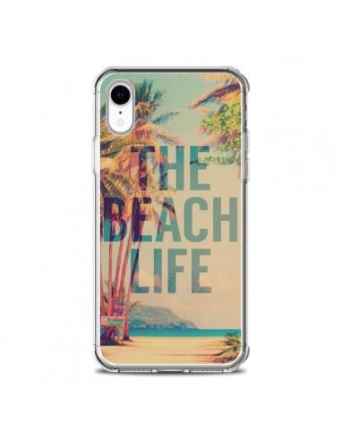 Coque iPhone XR The Beach Life Summer...