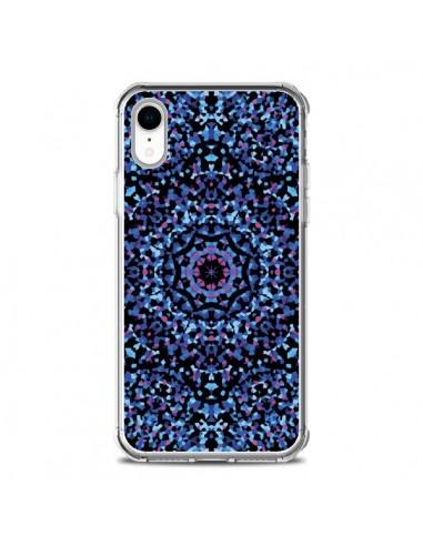 Coque iPhone XR Cassiopeia Spirale -...