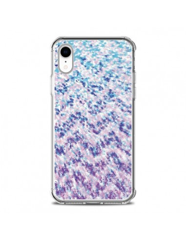 Coque iPhone XR Chevron Splash...