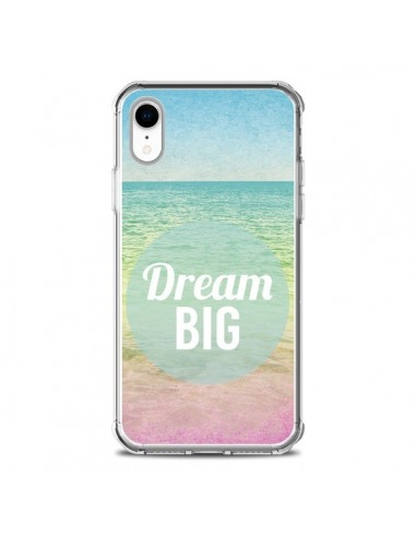 Coque iPhone XR Dream Big Summer Ete Plage - Mary Nesrala