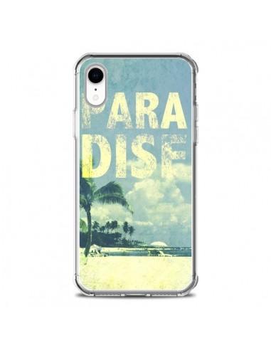 Coque iPhone XR Paradise Summer Ete...