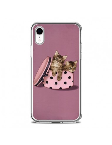 coque iphone xr chaton