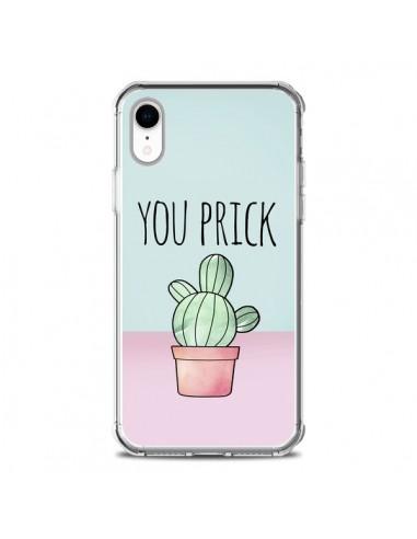 Coque iPhone XR You Prick Cactus -...