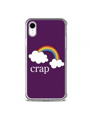 coque iphone xr arc en ciel