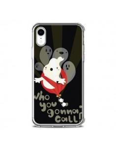 Coque iPhone XR SOS Fantomes - Maria Jose Da Luz