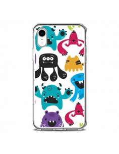 Coque iPhone XR Monstres - Maria Jose Da Luz