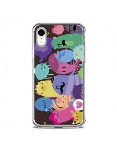 Coque iPhone XR Monstres 2 - Maria Jose Da Luz