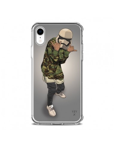 Coque iPhone XR Army Trooper Swag Soldat Armee Yeezy - Mikadololo