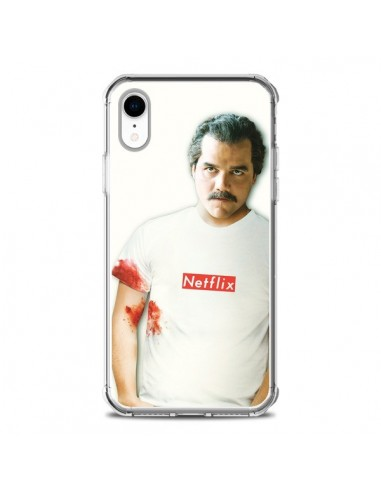 Coque iPhone XR Netflix Narcos - Mikadololo