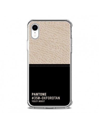 Coque iPhone XR Pantone Yeezy Pirate Black - Mikadololo