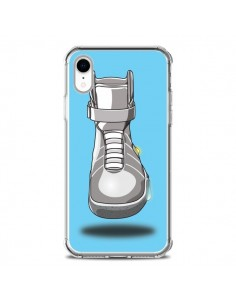 Coque iPhone XR Back to the future Chaussures - Mikadololo