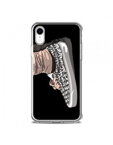 Coque iPhone XR Vans Noir - Mikadololo