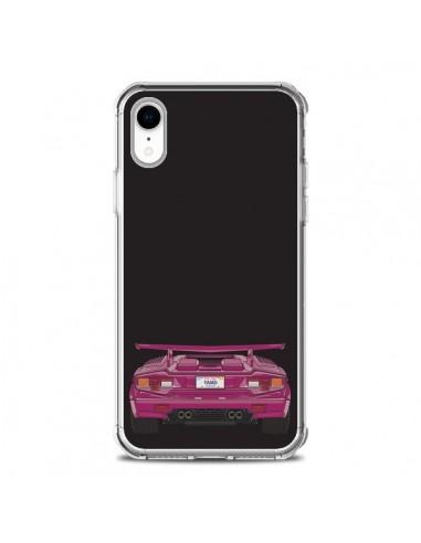 Coque iPhone XR Yamborhini Voiture - Mikadololo