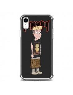 Coque iPhone XR Bieber Purpose Tour Manson - Mikadololo