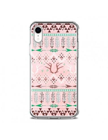 Coque iPhone XR Amadahy Cerf Azteque - Monica Martinez
