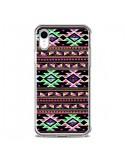 Coque iPhone XR Black Aylen Azteque - Monica Martinez