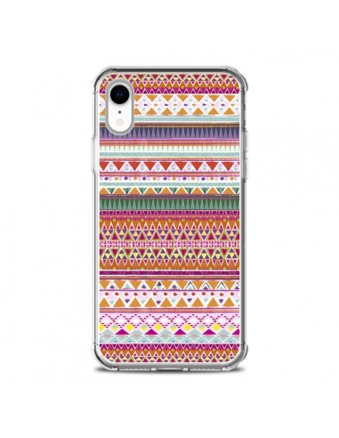 Coque iPhone XR Chenoa Azteque - Monica Martinez