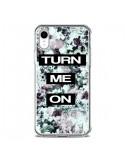 Coque iPhone XR Turn Me On Flower - Monica Martinez