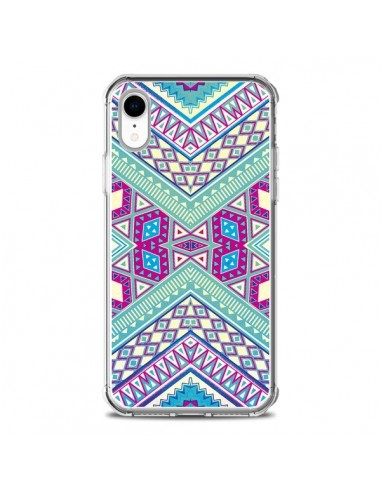 Coque iPhone XR Azteque Lake - Maximilian San