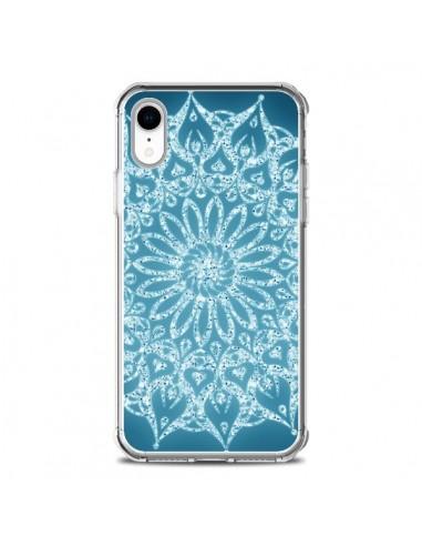 Coque iPhone XR Zen Mandala Azteque -...