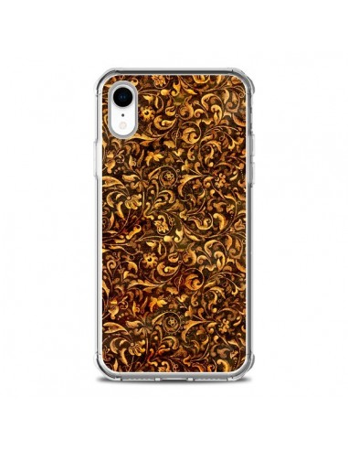 Coque iPhone XR Belle Epoque Fleur Vintage - Maximilian San
