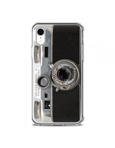 Coque iPhone XR Appareil Photo Bolsey Vintage - Maximilian San