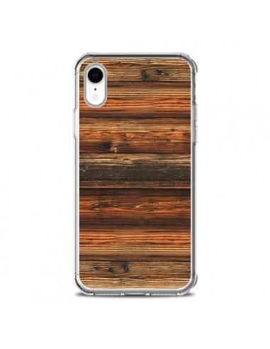 Coque iPhone XR Style Bois Buena Madera - Maximilian San