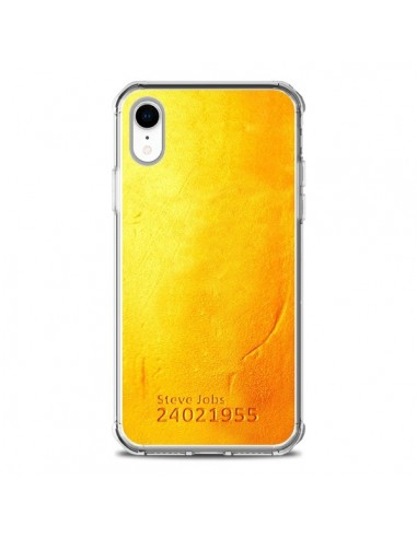 Coque iPhone XR Steve Jobs - Maximilian San