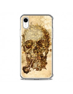 Coque iPhone XR Lord Skull Seigneur Tête de Mort Crane - Maximilian San