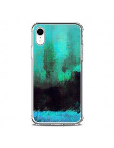 Coque iPhone XR Paysage Lysergic Horizon - Maximilian San