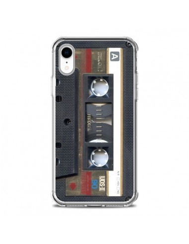 Coque iPhone XR Cassette Gold K7 - Maximilian San