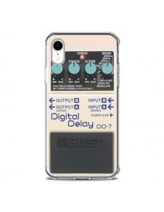 Coque iPhone XR Digital Delay Radio Son - Maximilian San