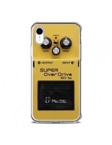 Coque iPhone XR Super OverDrive Radio...