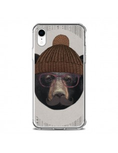 Coque iPhone XR Gustav l'Ours - Börg