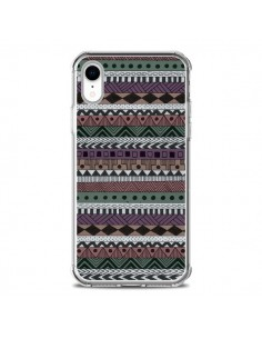 Coque iPhone XR Azteque Pattern - Börg