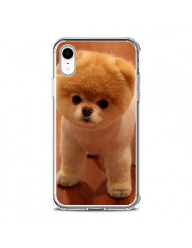 Coque iPhone XR Boo Le Chien - Nico