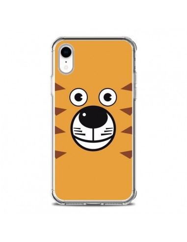 Coque iPhone XR Le Lion - Nico
