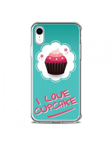 Coque iPhone XR Love Cupcake - Nico