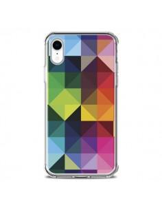 Coque iPhone XR Polygone - Nico