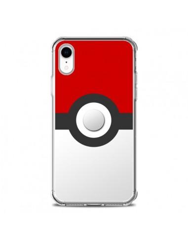 Coque iPhone XR Pokemon Pokeball - Nico