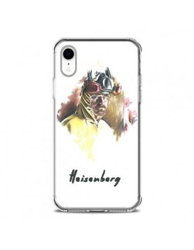 Coque iPhone XR Walter White Heisenberg Breaking Bad - Percy