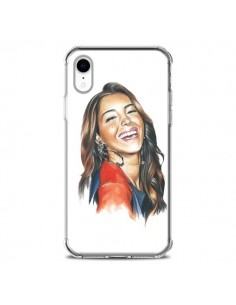 Coque iPhone XR Nabilla - Percy