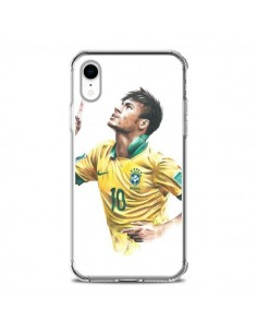 Coque iPhone XR Neymar Footballer - Percy