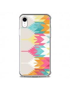 Coque iPhone XR Azteque Aztec Tribal Pura Vida - Pura Vida
