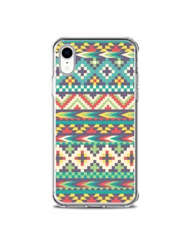 Coque iPhone XR Azteque Navahoy - Rachel Caldwell