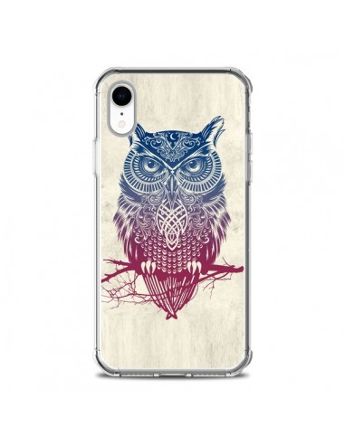 Coque iPhone XR Chouette - Rachel Caldwell
