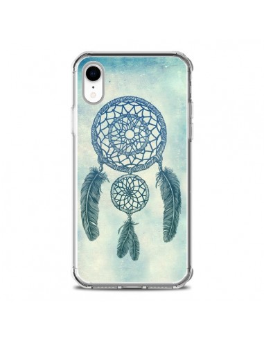 Coque iPhone XR Attrape-rêves double - Rachel Caldwell
