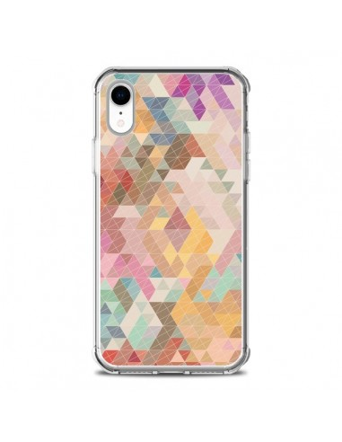 Coque iPhone XR Azteque Pattern...