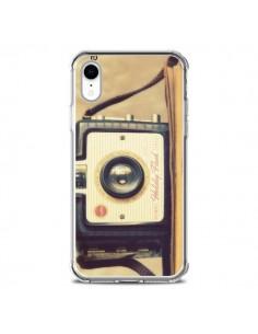 Coque iPhone XR Appareil Photos Vintage Smile - R Delean